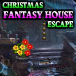 Christmas Fantasy House Escape AvmGames