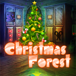 Christmas Forest Escape Games4King