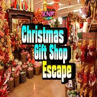 Christmas Gift Shop Escape KNFGames