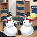 Christmas House Escape 8BGames