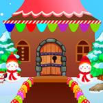 Christmas House Escape AvmGames