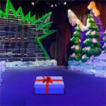 Christmas Ice Theme Park Escape WowEscape