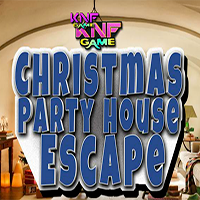 Christmas Party House Escape KNFGames