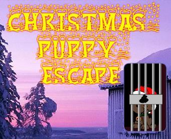 Christmas Puppy Escape GamesNovel