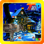 Christmas Rescue The Deer Top10NewGames