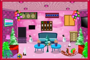 Christmas Santa House Escape OleGames