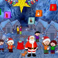 Christmas Snow Escape Games2Rule