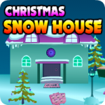 Christmas Snow House Escape AvmGames