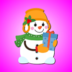 Christmas Snowman Escape AvmGames