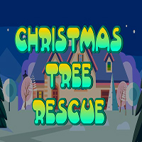 Christmas Tree Rescue TheEscapeGames