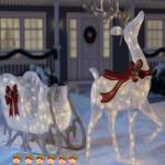 Christmas Yard Fun Escape FunEscapeGames
