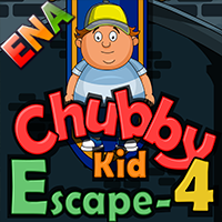 Chubby Kid Escape 4 ENAGames
