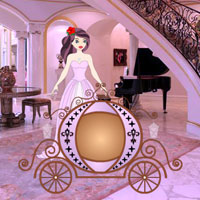 Cinderella French Mansion Escape WowEscape