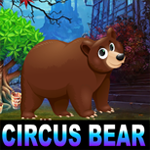Circus Bear Rescue Games4King