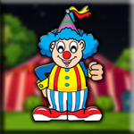 Circus Buffoon Escape Games2Jolly