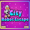 City Robot Escape