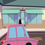 City Taxi Escape GamesClicker