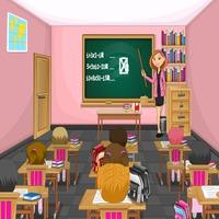 Class Room Escape TollFreeGames