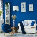 Classy Dark Blue Home FunEscapeGames