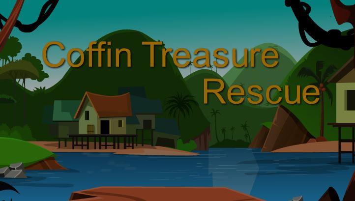 Coffin Treasure Rescue TheEscapeGames