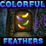 Colorful Feathers Escape Games4King