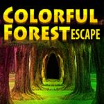 Colorful Forest Escape Games4King