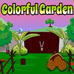Colorful Garden Escape Games4King