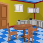 Colorful House Escape KNFGames