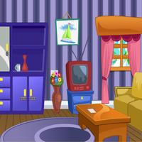 Colorful Room Escape TollFreeGames