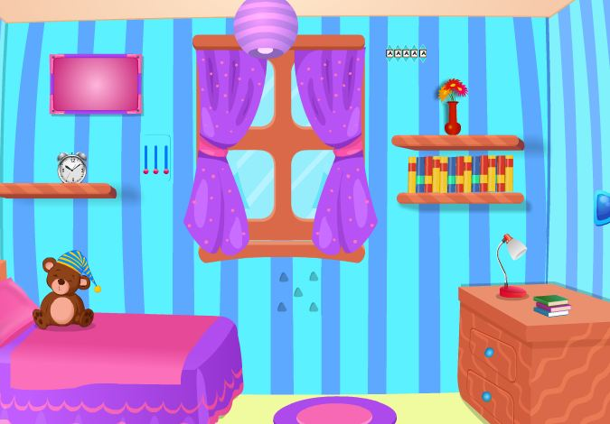 Colourful Dwelling Escape Games2Jolly