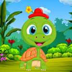 Comely Turtle Escape PalaniGames