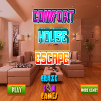 Comfort House Escape CrazeInGames