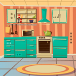 Comfy Kitchen Escape GenieFunGames