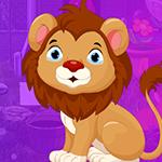 Complacent Lion Escape Games4King