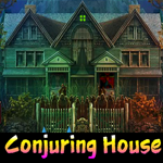 Conjuring House Escape Games4King