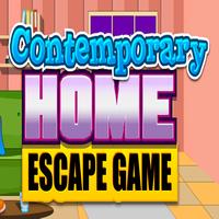 Contemporary Home Escape Game MeenaGames