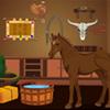 Cowboy House Escape