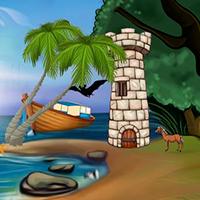 Cowboy Lighthouse Escape 5nGames