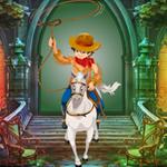 Cowboy Rescue 2 Games4King