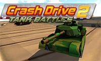 Crash Drive 2 Tank Battles