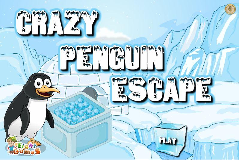 Crazy Penguin Escape