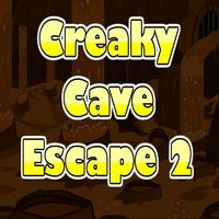 Creaky Cave Escape 2 AjazGames