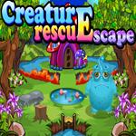 Creature Rescue Escape Games4King
