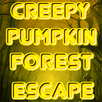 Creepy Pumpkin Forest Escape WowEscape