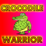Crocodile Warrior Rescue Games2Jolly