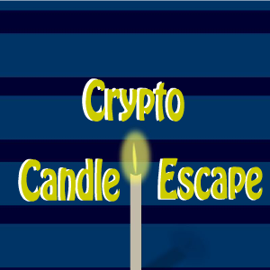 Crypto Candle Escape HouseCrowGames