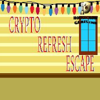 Crypto Refresh Escape HouseCrowGames