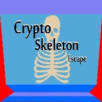 Crypto Skeleton Escape HouseCrowGames