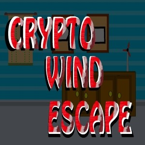 Crypto Wind Escape HouseCrowGames