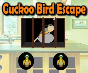 Cuckoo Bird Escape GamesNovel